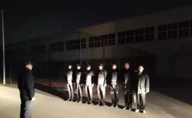 凌晨出击,泗洪一批人当场被抓