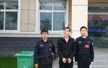 男子酒后恶意损毁他人车辆被泗洪警方逮捕