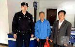 暖心!聋哑人迷失街头,泗阳警民帮忙找家人