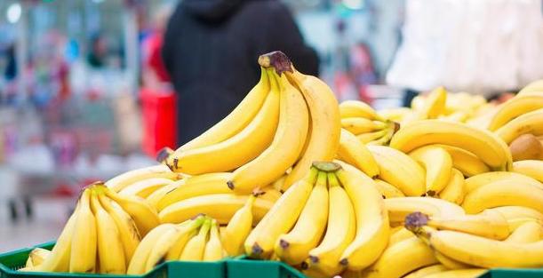 食物中的脑黄金,香蕉含有丰富的矿物质