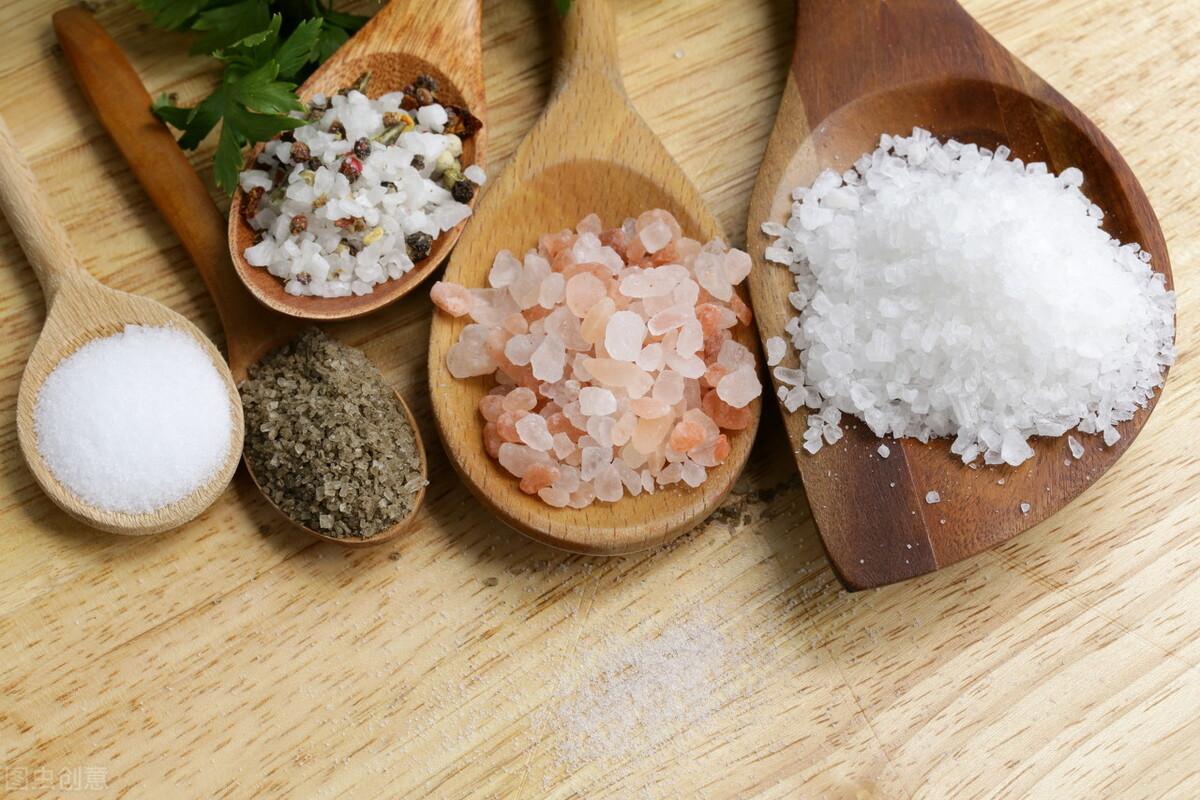 精制盐、加碘盐、低钠盐都有啥区别,哪种盐才最适合自己?