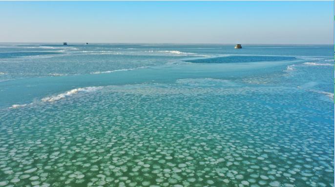 雷竞技官网手机版骆马湖:冰封之下呈现五彩斑斓之美